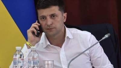 Зеленский провел телефонный разговор с президентом Бразилии