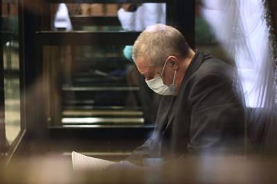 Суд распорядился исполнить приговор по делу Ефремова