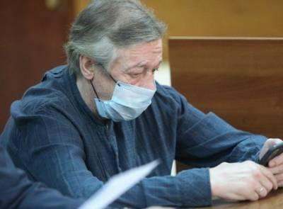 Михаил Ефремов переведен из московского СИЗО в колонию