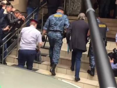 Михаил Ефремов будет отбывать срок в Белгородской области
