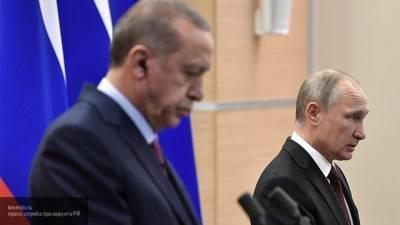 Путин обсудил с Эрдоганом по телефону Нагорный Карабах