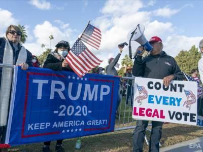 Сторонники Трампа через суд оспорили голосование в Аризоне