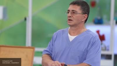 """Мясников посоветовал """"не испытывать терпение"""" коронавируса"""