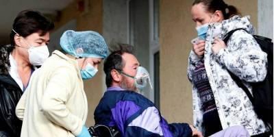COVID-19 в Украине: за сутки обнаружили более 12 тысяч новых случаев заражения
