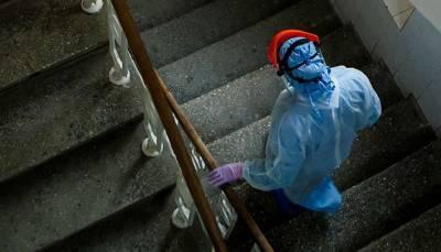 Минздрав сообщил о почти 12,5 тысячах новых случаев коронавируса