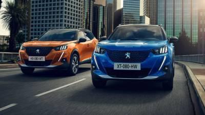 Peugeot объявила цены на новый кроссовер Peugeot 2008 для России