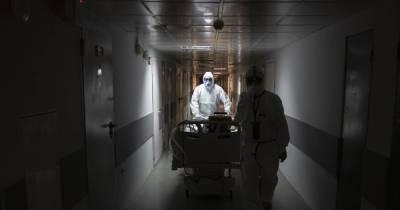 Рекордная смертность от коронавируса: Россия за сутки потеряла больше всего граждан с начала пандемии