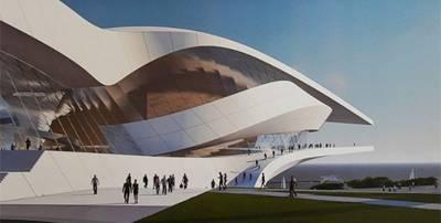 Архитектурное бюро из Австрии участвует в строительстве оперного театра в Севастополе - ТЕЛЕГРАФ