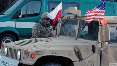 США потратят $100 млн на обустройство авиабазы в Польше