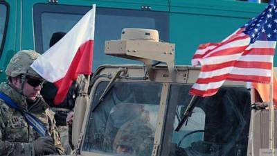 США выделят 100 млн долларов на строительство военных объектов в Польше
