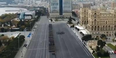 Парад в Баку 10.12.2020 – Азербайджан празднует победу в войне за Нагорный Карабах - видео - ТЕЛЕГРАФ