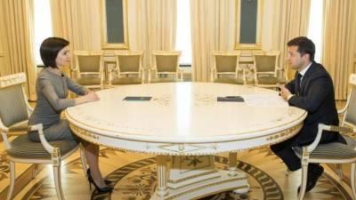 Украина на пару с Молдовой собралась выдавливать российских миротворцев из Приднестровья