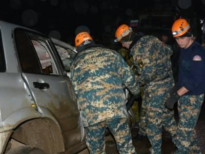 Нагорный Карабах: в ДТП при участии российских миротворцев погибли два человека