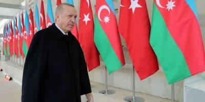 Эрдоган: Конфликт вокруг Нагорного Карабаха еще не завершен