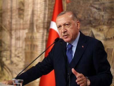 """Эрдоган назвал условия, при которых в Армении и Турции есть шанс """"открыть новую страницу"""" в отношениях"""