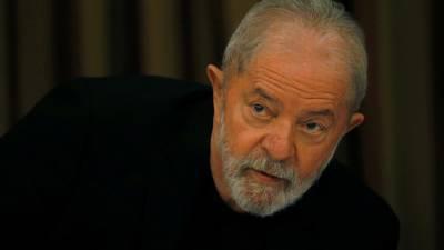 Экс-президент Бразилии Лула да Силва поздравил RT с 15-летием