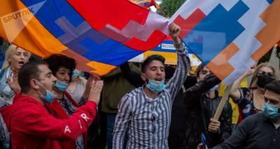 У Армении были все основания признать Карабах в ходе войны – Налбандян