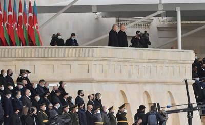 Le Figaro (Франция): для Эрдогана «борьба» Азербайджана против Армении не окончена