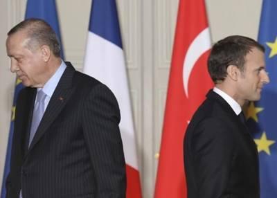 """Эрдоган - Макрону: """"Карабах не признает даже Пашинян, как это сделает Франция"""""""