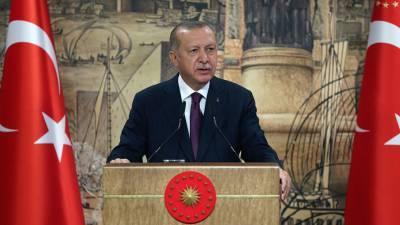 Эрдоган назвал условие для улучшения отношений с Арменией