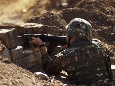 Азербайджан возобновил наступление в Нагорном Карабахе — Минобороны Армении