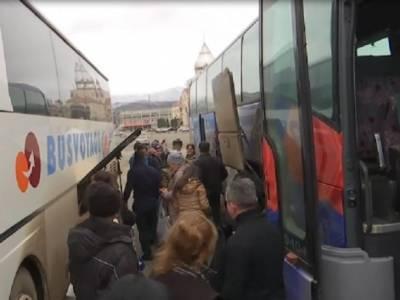 В Нагорный Карабах вернулись около 38,5 тысяч беженцев
