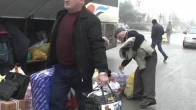 За сутки в Нагорный Карабах вернулись более 630 беженцев