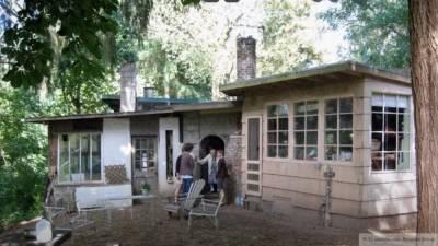 Американка изобрела самоочищающийся дом