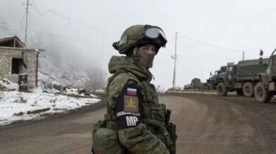Россия расширила военное присутствие в Нагорном Карабахе