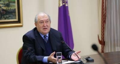 Армения намерена увеличить удельный вес солнечной и зеленой энергии – Армен Саркисян