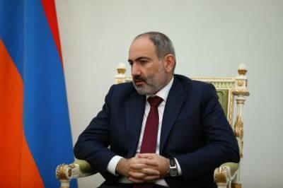 Пашинян заявил об отсутствии у него планов уйти с поста премьер-министра