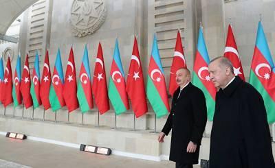 Le Monde (Франция): Алиев предлагает Эрдогану разделить триумф