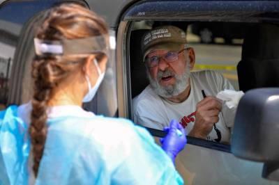 Минздрав опубликовал данные об активных больных по городам Израиля