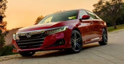 Honda отзывает в США 1,4 млн автомобилей из-за дефектов