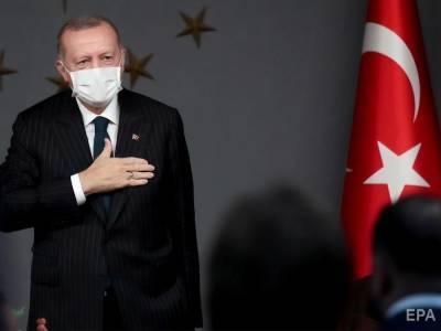 """Эрдоган назвал санкции США из-за покупки российских С-400 """"атакой на суверенитет Турции"""""""