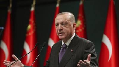 «Что это за альянс?» – Эрдоган раскритиковал санкции США