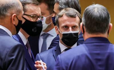 Le Figaro (Франция): Эммануэль Макрон заразился коронавирусом