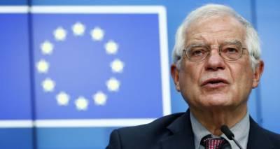 Боррель хотел провести трехстороннюю встречу ЕС, МИД Армении и Азербайджана, но не смог