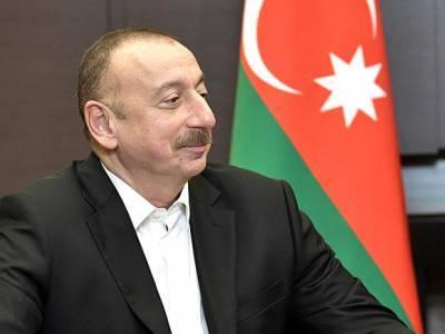 Алиев напомнил Армении, что Путин признал Карабах частью Азербайджана