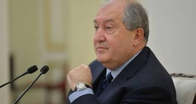 Армен Саркисян обсудил ситуацию в Армении с Гагиком Царукяном
