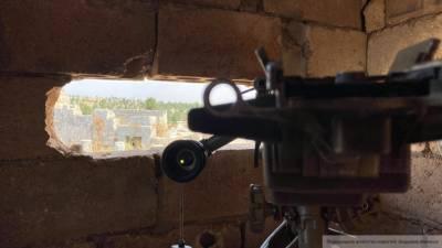 Террористы 33 раза за сутки обстреляли населенные пункты в Сирии