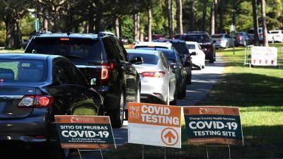 Флорида стала третьим штатом США с 1 млн заболевших COVID-19