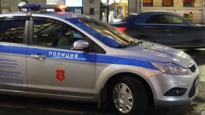 Ребенок и мужчина госпитализированы после ДТП в Санкт-Петербурге
