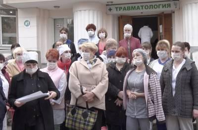 В Севастополе медики возражают против перепрофилирования травматологического отделения под ковидный госпиталь