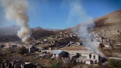 Нагорный Карабах в 2020 - от войны до перемирия