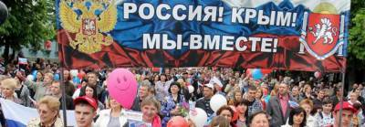 За семь лет крымчане стали еще более пророссийскими – бывший...