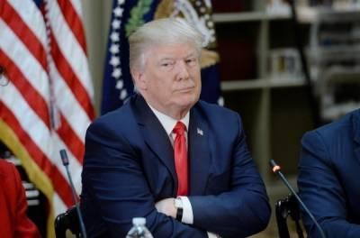 Дональд Трамп пообещал заблокировать проект военного бюджета США