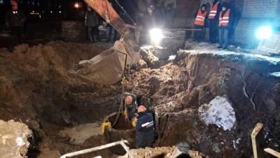 В Архангельской области из-за аварии остался без воды целый город