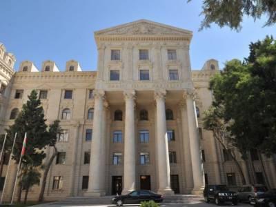 Ситуация в Карабахе: Азербайджан вручил ноту протеста послу Франции