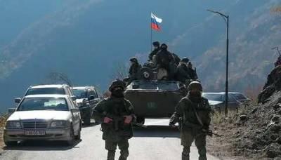 «Свидомые» армяне Украины не признают миротворческую миссию Москвы...